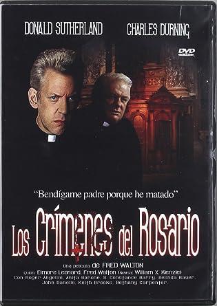 Los Crimenes Del Rosario Europe Zone Amazonde Roger