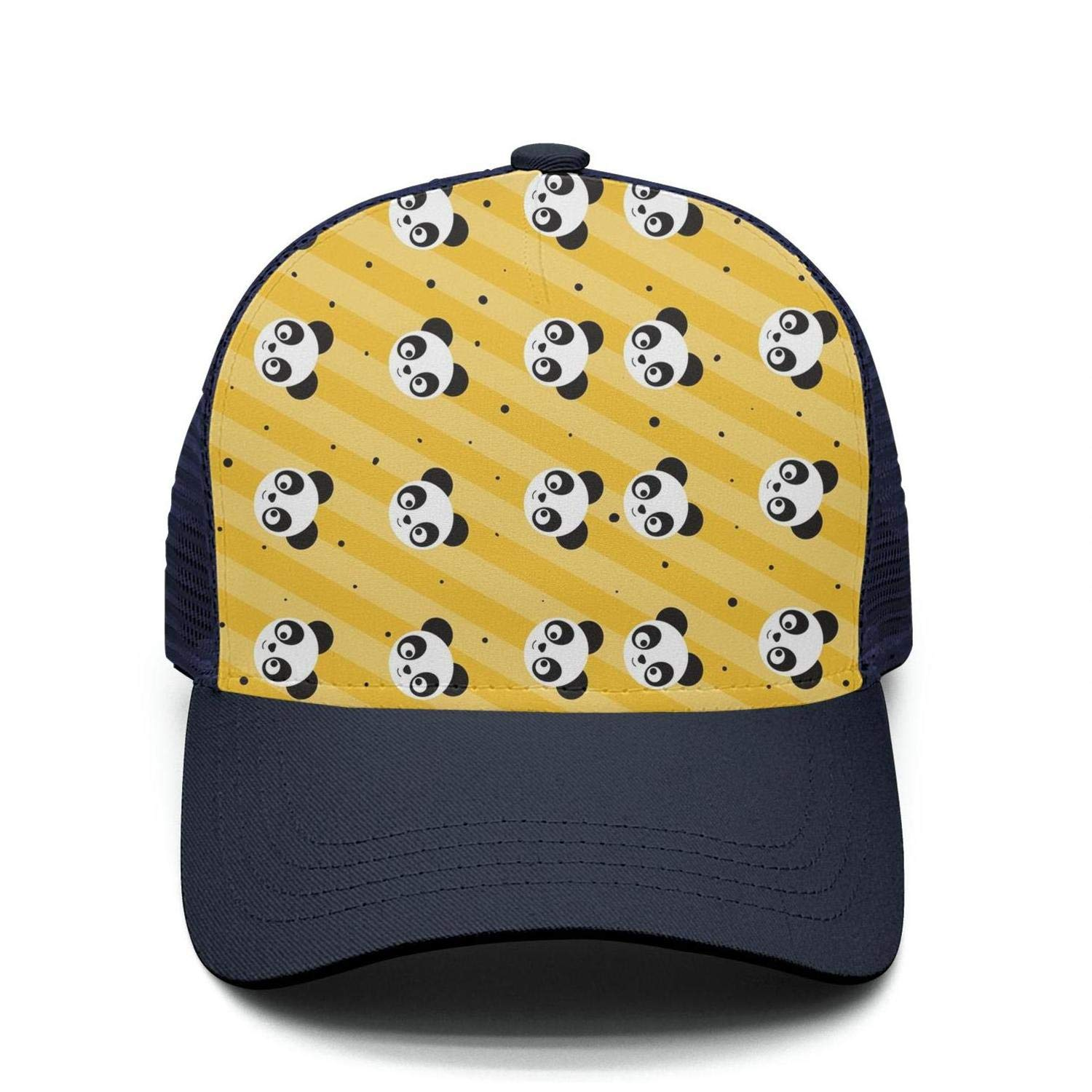 Unisex Adjustable Meshback Sandwich Hats Love Corgi Butt Dog Lover Snapback Trucker Caps