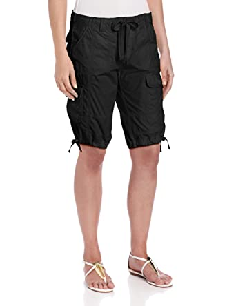 0234b5479fdc1 Calvin Klein Performance Women s Multi Stitch Bermuda Cargo Short ...
