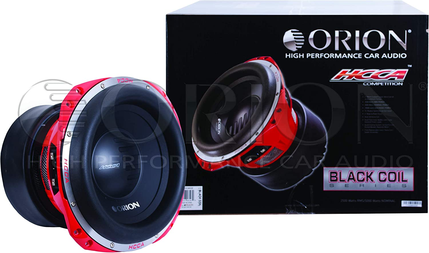 Orion HCCA 12 2000 Subwoofer