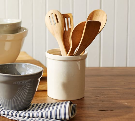 Rhodes Kitchen Crock | Pottery Barn