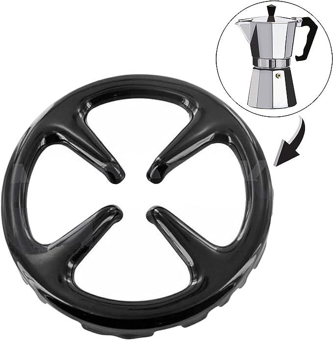 Spares2go reductor de cocina de gas Cocina Estufa cafetera Moka salvamanteles cacerola soporte (pequeño – 120 mm): Amazon.es: Hogar