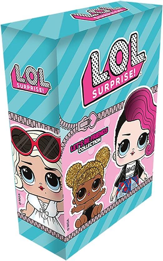 L.O.L. Surprise! ClickDistribution UK LOLLBFMP Lets Be Friends extensión de la garantía: Amazon.es: Juguetes y juegos