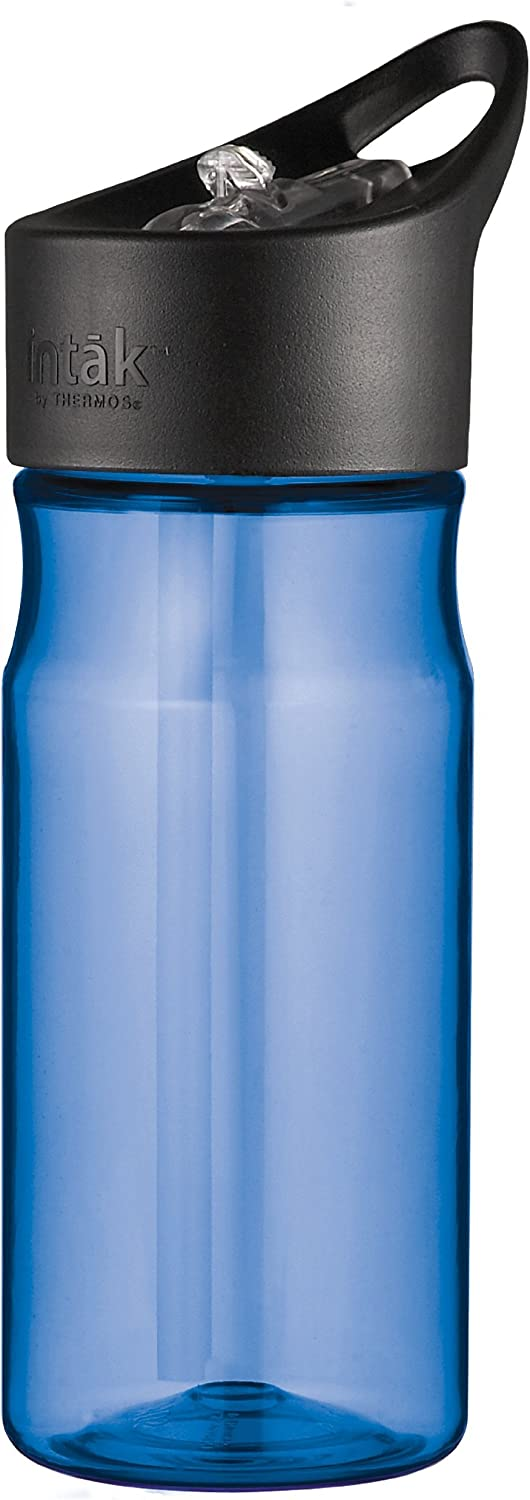 Blue HP4040BLTRI6 Thermos Intak 18 Ounce Hydration Bottle