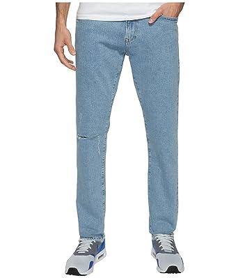 Mavi Jeans Men s James Regular Rise Skinny In Retro Ripped Retro Ripped  Jeans 7c5e887b9