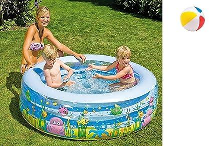 Redondo Pool - planschbecken baño Diversión Piscina Pool ...