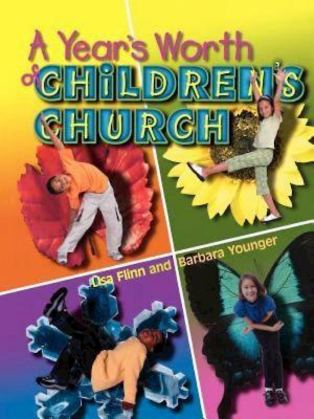 A Years Worth of Children's Church pdf epub