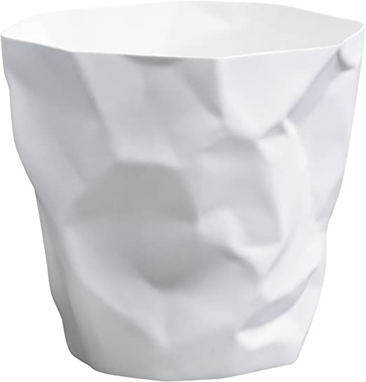 Essey Papierkorb Bin Bin, weiß