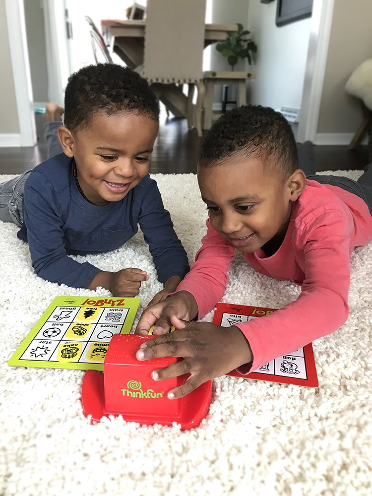 ThinkFun Zingo Bingo Award Winning Game for Pre-Readers and Early Readers Age 4 and Up by Think Fun (Image #6)