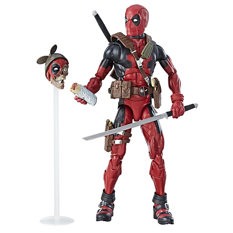 Marvel Legends Series 12-inch Deadpool Action Figure HAT3A C1474