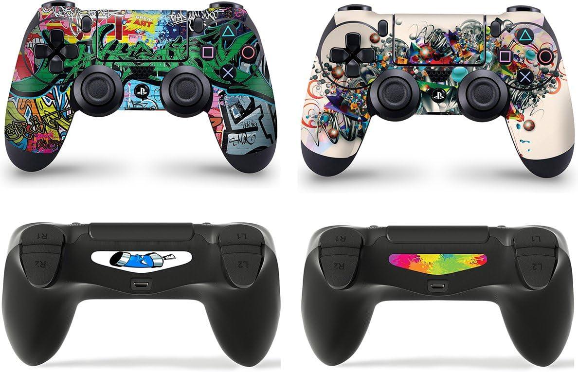 Amazon Com Gizmoz N Gadgetz 2 X Graffiti Playstation 4 Ps4