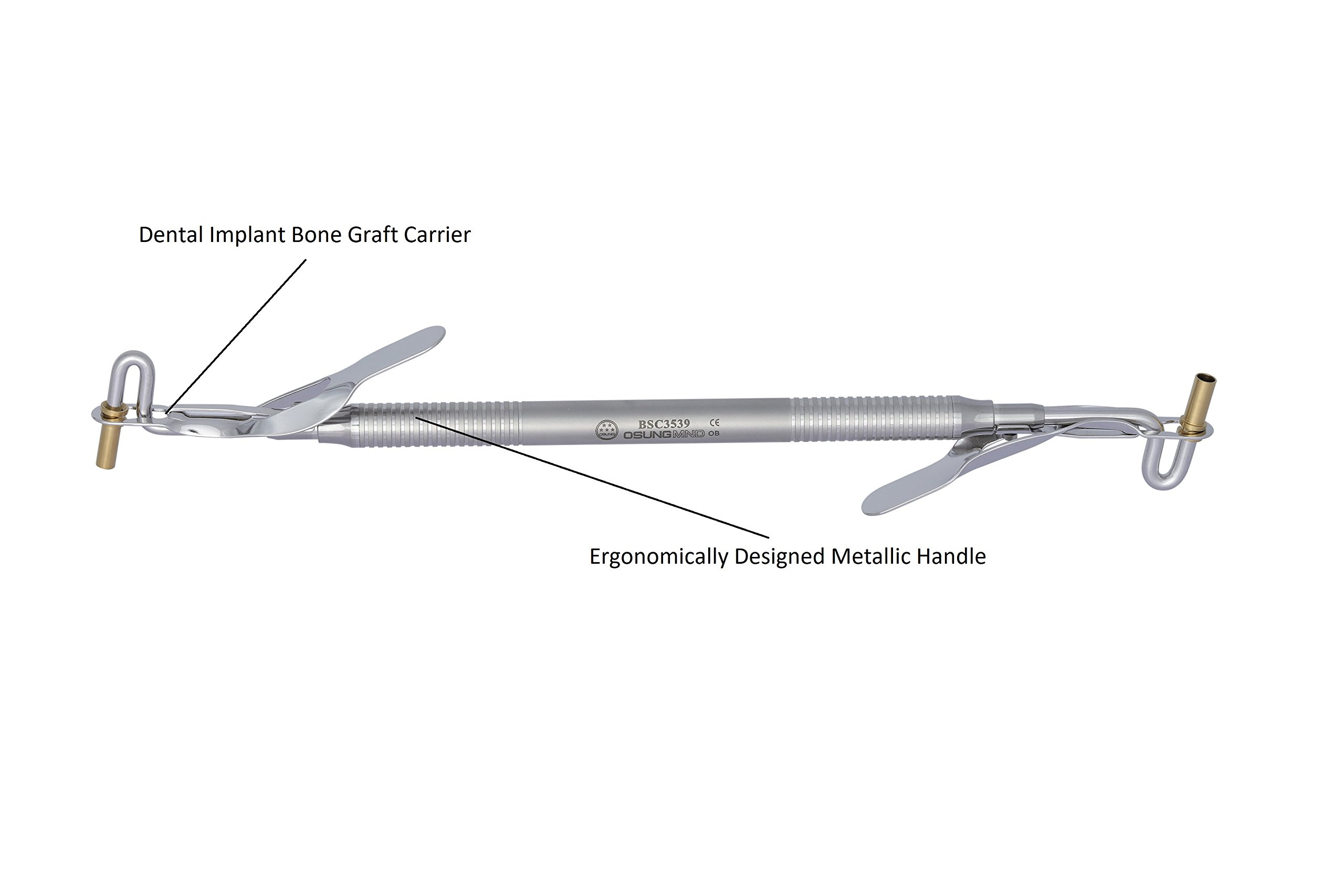 Implant Bone Carrier 3.5/3.9 mm dia