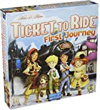 Ticket to Ride Europe First Journey Strategy Game