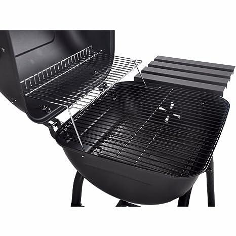 Amazon.com: Vanda6549 Parrilla portátil de carbón para ...