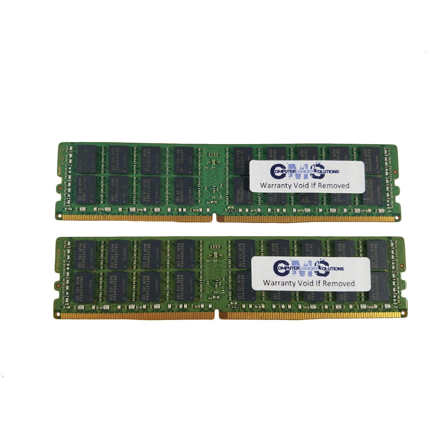 Memory RAM Upgrade for The Dell Poweredge R630 Server Memory 32GB DDR4-2133 PC4-17000