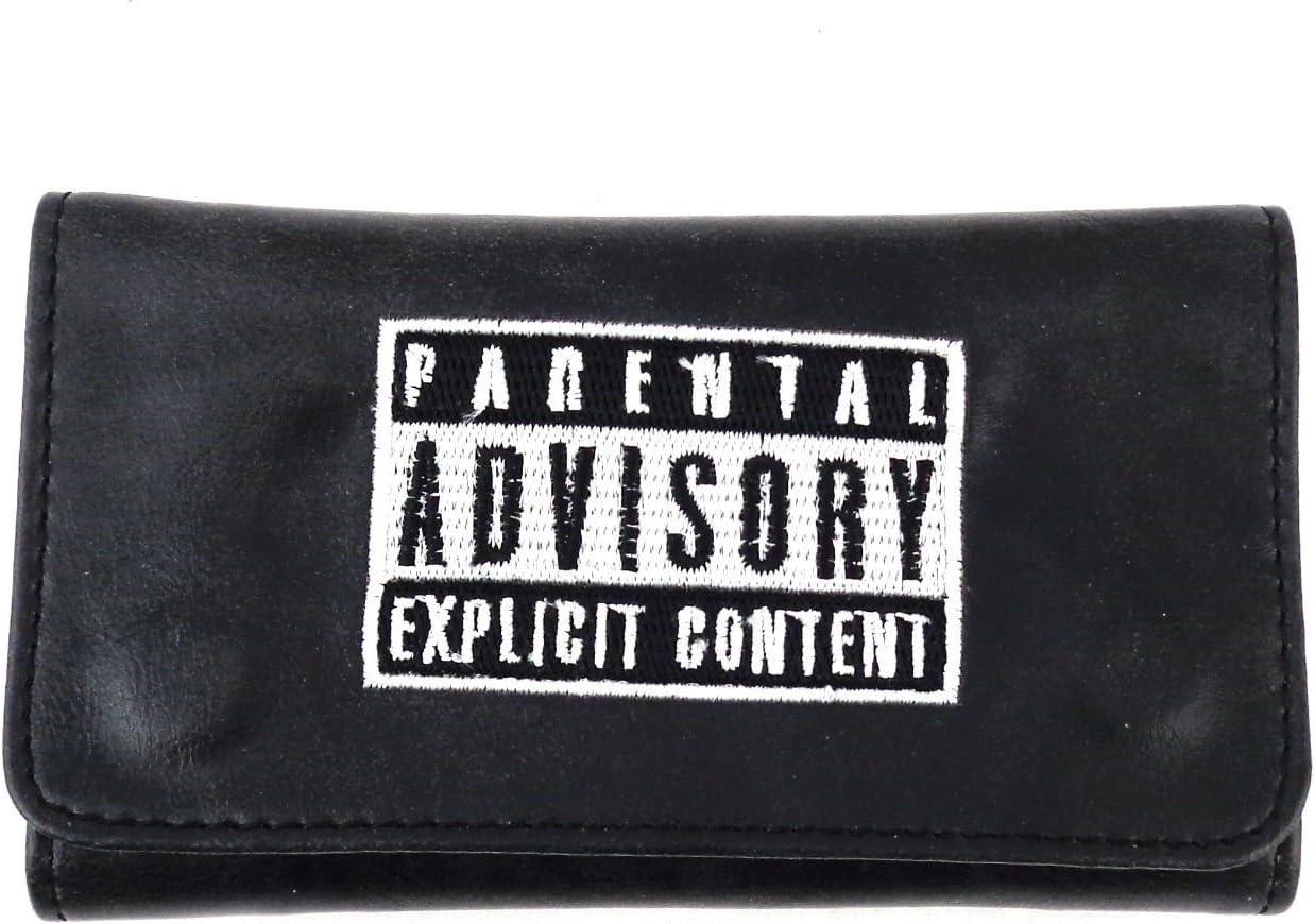 Lasiesta Blague /à tabac Parental advisory Carnet slim