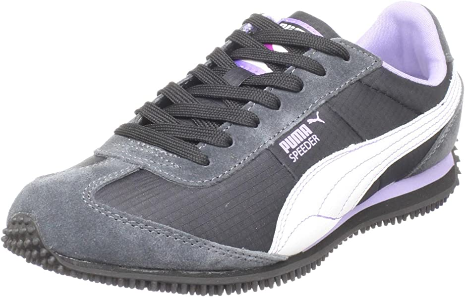 Puma Speeder Rp Wn S 8 B Us Women White  Amazon.co.uk  Shoes   Bags c9dfbac97