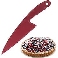 Westmark–Cortador de Tartas y Elevador, Color Rojo