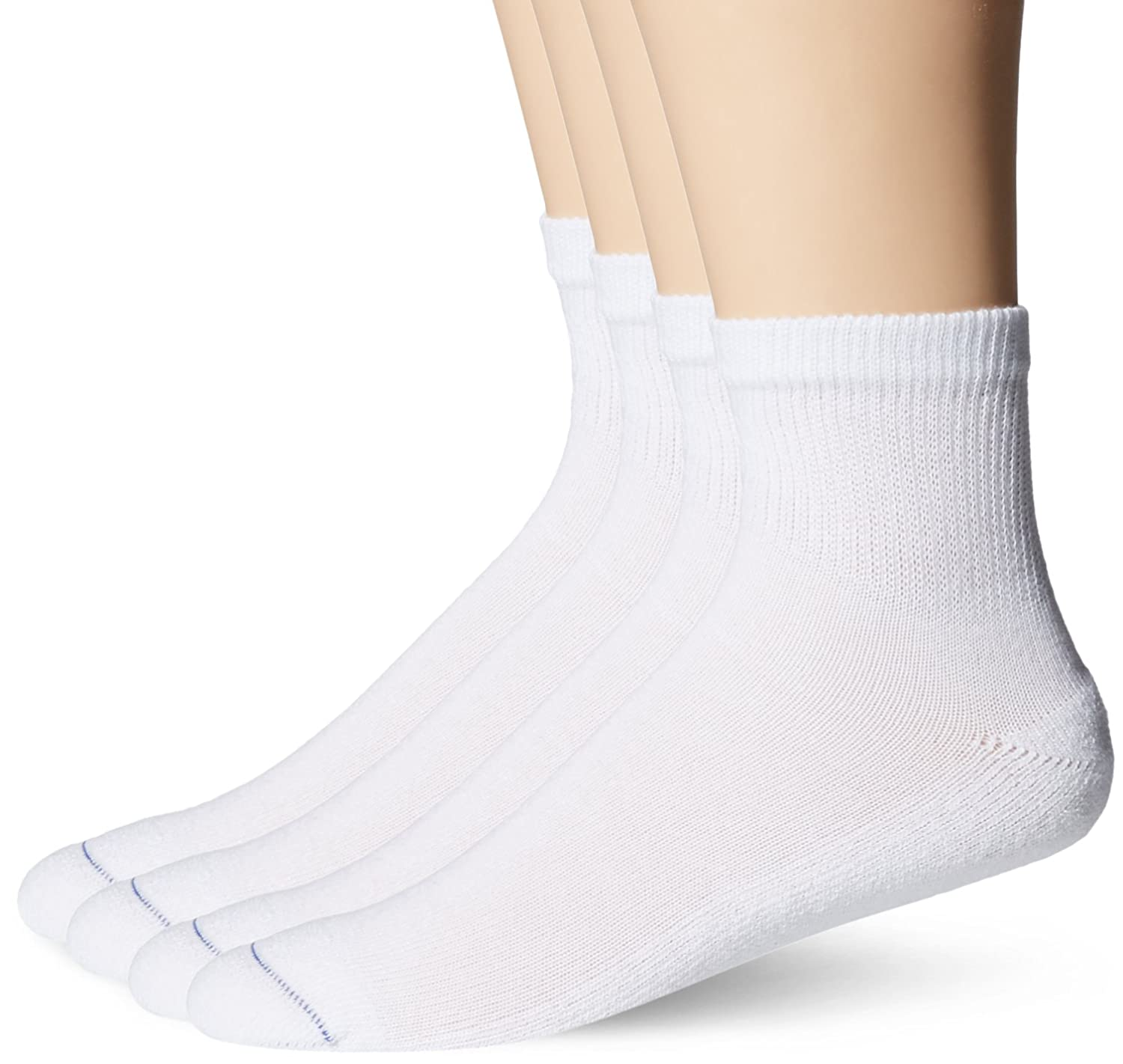 Dr Scholls Mens Non-Binding Ankle 4 Pack