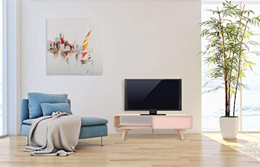 One Couture Mueble bajo Mueble Aparador TV Armario de TV Mesa de ...