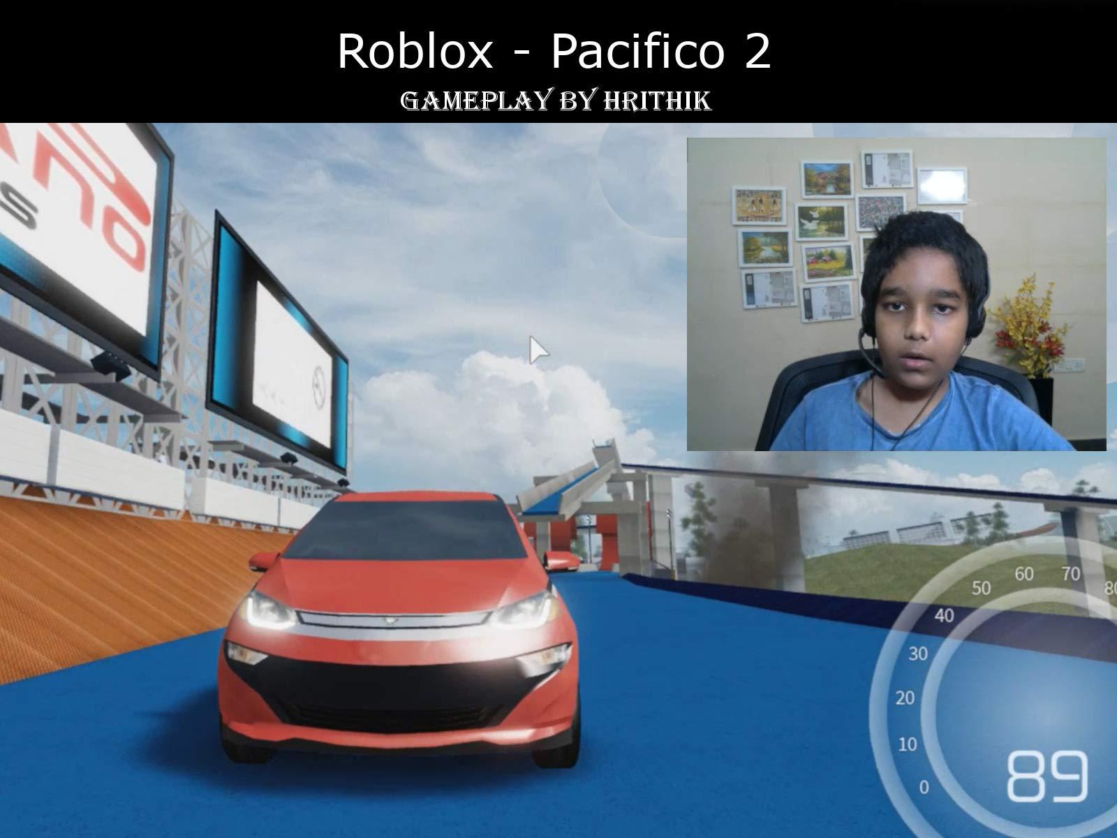 Pacifico 2 roblox code
