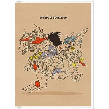Sunstar Dragon Ball Diary Agenda 2019 A6 Monthly Dinosaur ...