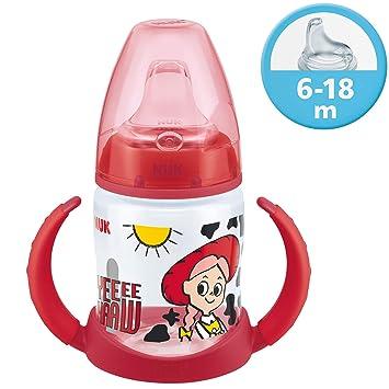 NUK Disney Pixar Toy Story Kiddy Cup Bottle 12+ Monate Woody /& Jessie 300 ml