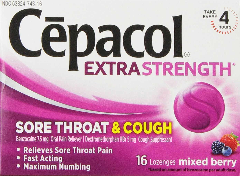 pastillas para quitar la inflamacion dela garganta