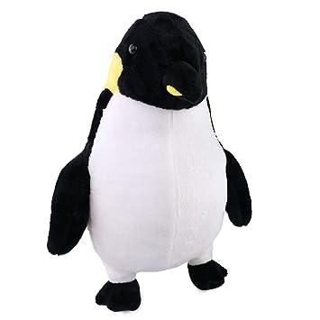 Amazon Com Houwsbaby Animated Penguin Stuffed Animal Plush Toy Gift