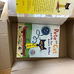 Pete The Cat And His Four Groovy Buttons Dean James Litwin Eric Amazon Com Books