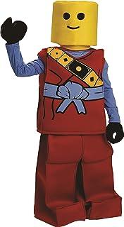Dress up America Disfraz de Block Ninja Lego Halloween, para ...