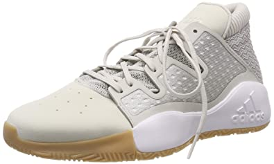 Clairrose Adidas Pro Herren Vision BasketballschuheBlancmarron iTOPkXuwZ