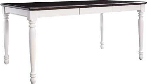Crosley Furniture Shelby Expandable Dining Table