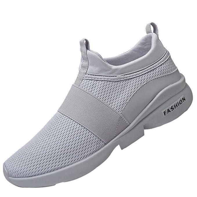 07206e4967bf PLOT Promotionen Männer Sneaker,2018 Sommer Neu Superstar Einfarbig Mesh  Atmungsaktiv Wild Sportschuhe Net Schuhe