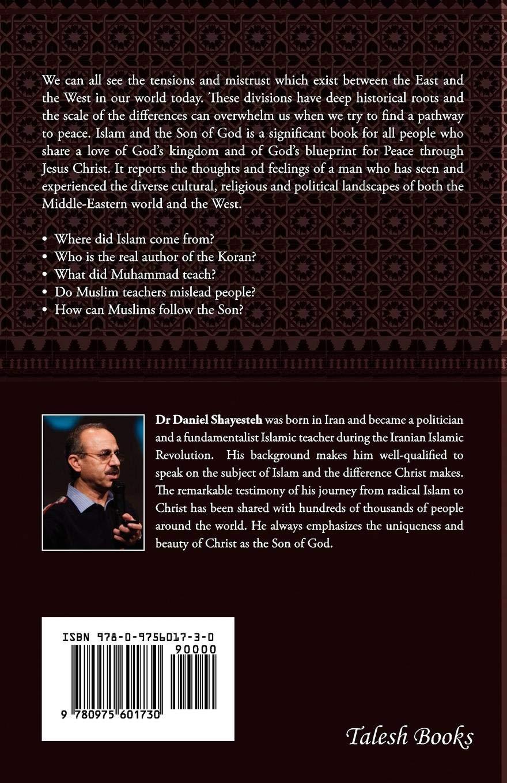 Islam and the Son of God: Daniel Shayesteh: Amazon com au: Books
