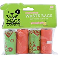 Deals on Wags & Wiggles Large Scented Dog Waste Bags