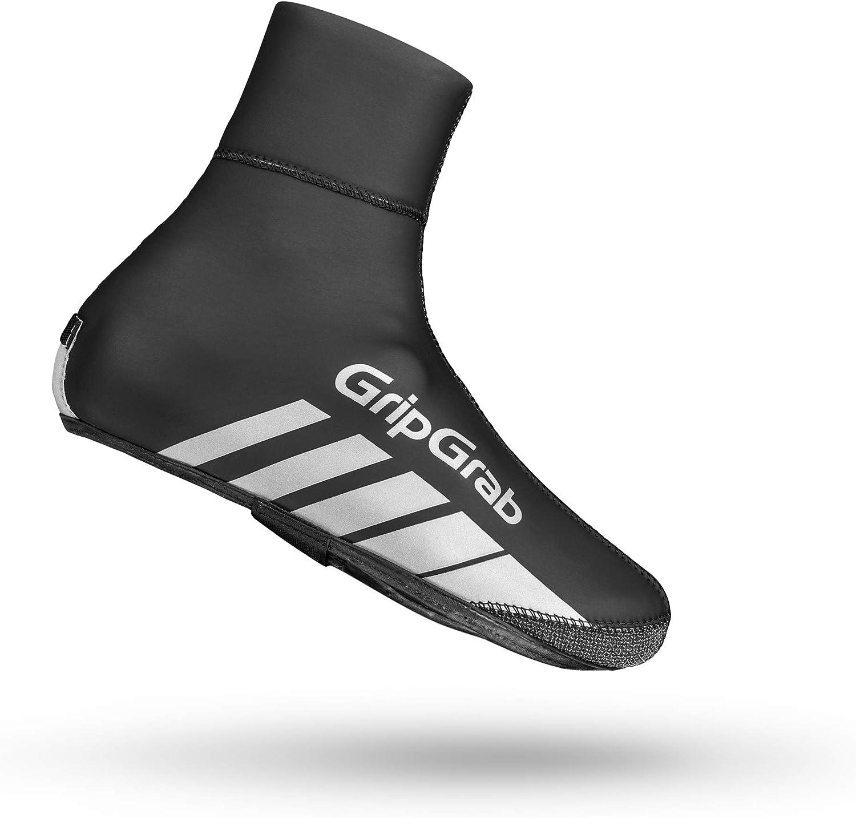 GripGrab RaceThermo//Hiver Couvre-Chaussures de Course//Couvre-Selle imperm/éable en n/éopr/ène Mixte