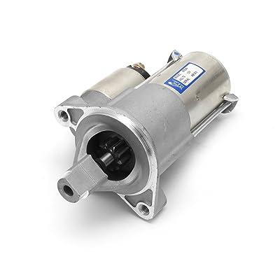 Omix-Ada 17227.18 12V 10-Tooth Starter: Automotive