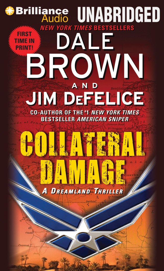 Collateral Damage (Dale Brown's Dreamland Series) ebook