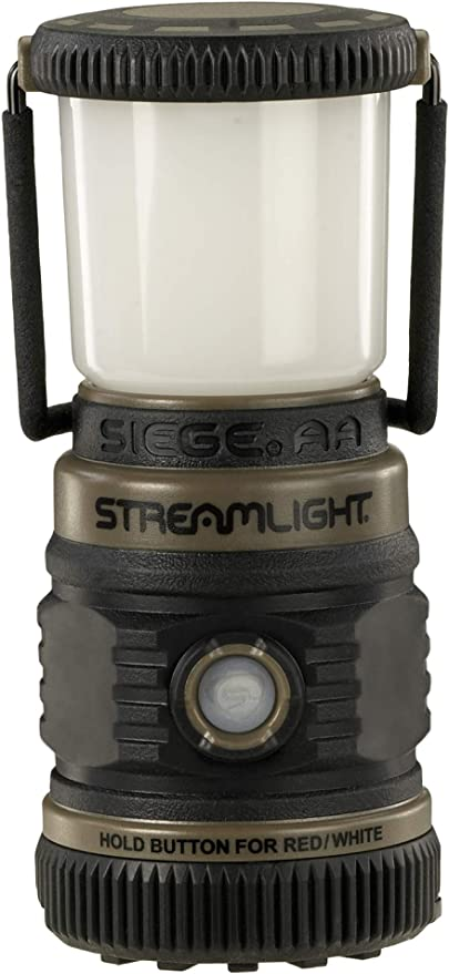 Streamlight Siege Alkaline Battery-Powered Lanterns
