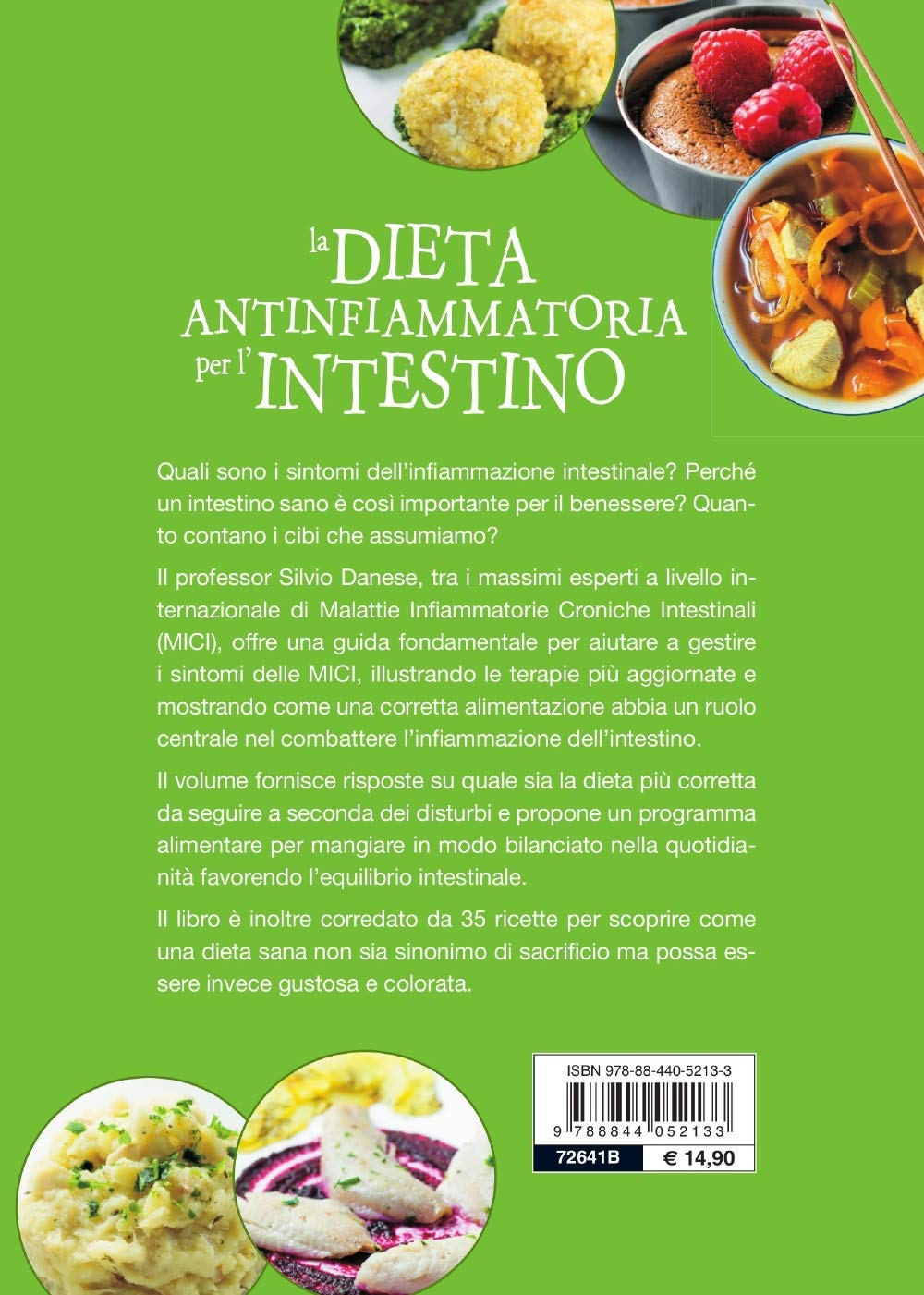dieta per infiammazione intestino