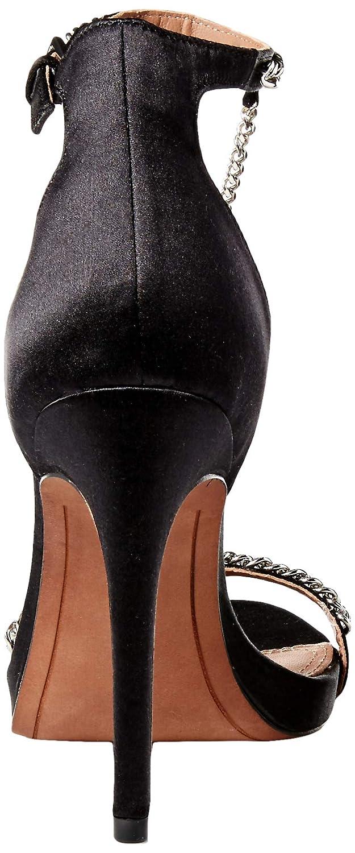 BCBGMAXAZRIA Womens Ella Dress Sandal Heeled