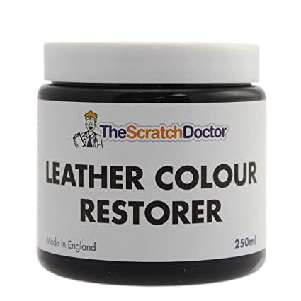 the scratch doctor 250ml leather colour restorer for leather sofas rh amazon co uk leather sofa dye kits Leather Dye Walmart