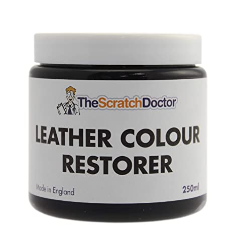 Fine Black Leather Colour Restorer For Faded And Worn Leather Sofa Etc 250Ml Gamerscity Chair Design For Home Gamerscityorg
