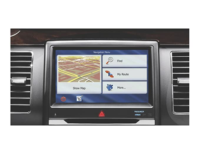 Rear View Monitors/cams & Kits Mytouch Rear Vision System For 2012-15 Lincoln Mkx Factory Disply Radios W/lines
