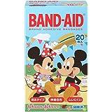 BAND-AID(バンドエイド) キャラクター ディズニーのなかまたち ミニー 20枚 ばんそうこう