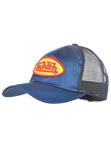 Von Dutch - Gorra de béisbol - para Hombre Azul Dark Blue/Black ...