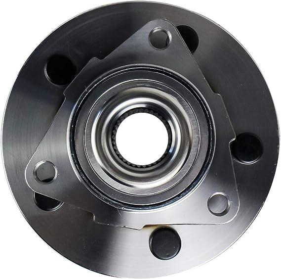 Autoround 515097 Front Wheel Hub and Bearing Assembly