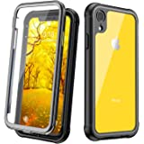 Justcool Designed for iPhone XR Case, Clear...