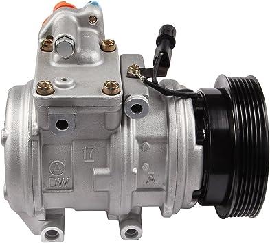 amazon.com: eccpp a/c compressor replacement for 2005-2007 h-yundai tucson  2005-2009 for kia sportage 2.7l: automotive  amazon.com